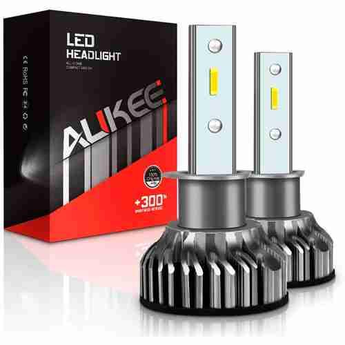 Aukee H1 LED Headlight Bulbs