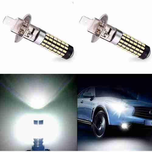 Catinbow LED Fog Light Bulbs H1 High Power 3014 78SMD Auto Fog Light Bulb