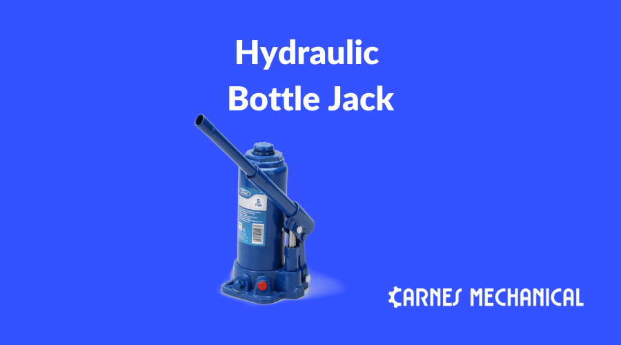 How to Use a Hydraulic Bottle Jack?