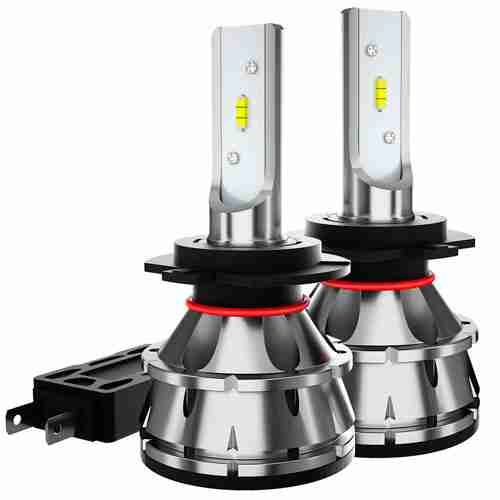 Best H7 Bulbs & Brightest H7 LED Headlight Bulb - Review 2020