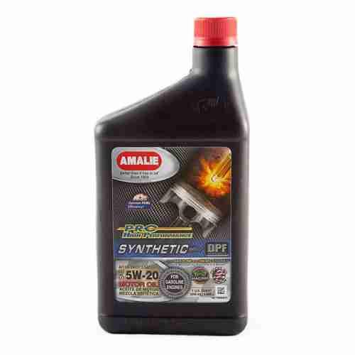 Amalie 75646 56 5W 20 Pro High Performance