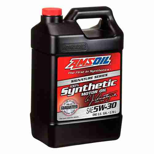 Amsoil Signature Series 5W 30 Synthetic Motor Oil