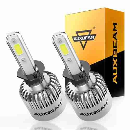Auxbeam LED Headlights F S2 Series H1 P145S Headlight Bulbs