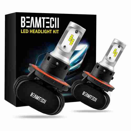 BEAMTECH H13 LED Headlight Bulb