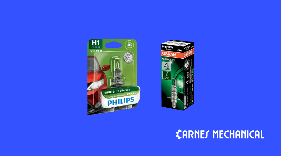 Best H1 Headlight Bulb & H1 LED Lamp