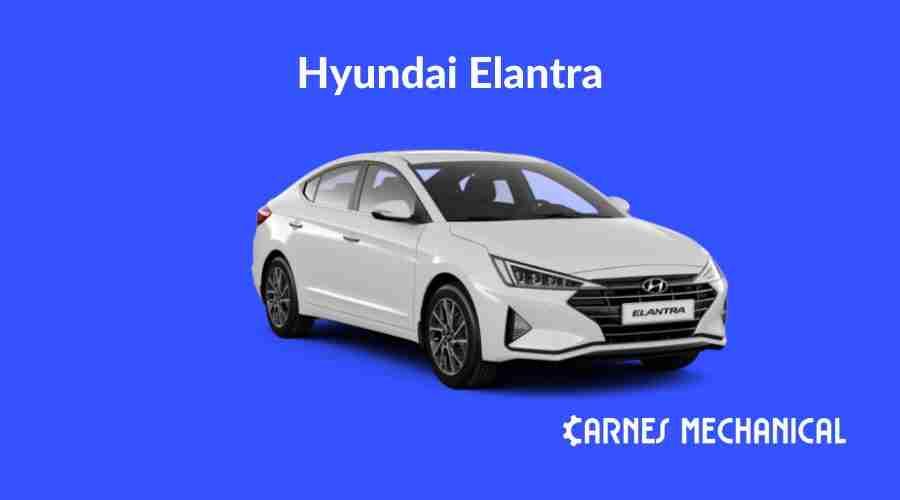 Best Oil For Hyundai Elantra