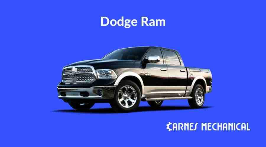 Best oil for Dodge Ram