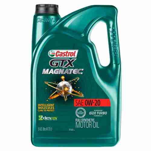 Castrol 03060 GTX MAGNATEC 0W 20