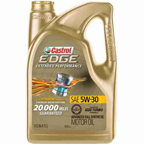 Castrol 03087 EDGE Extended Performance 5W 30