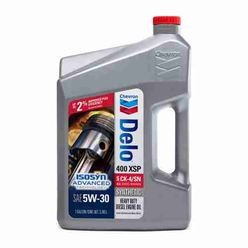 Delo 400 XSP SAE 5W 30 Synthetic Motor Oil