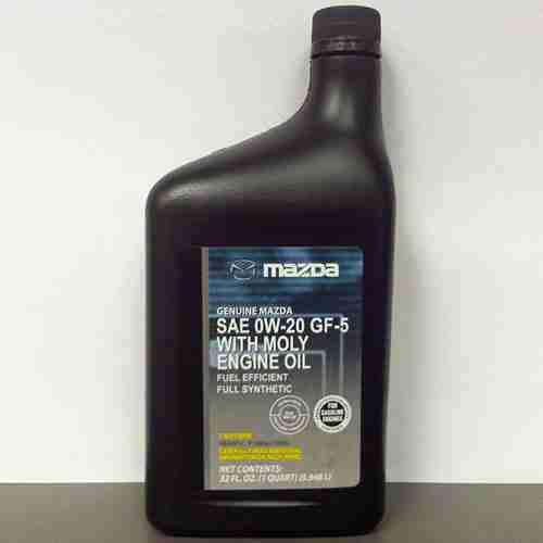 Mazda 1QT Full Synthetic 0W 20 GF 5