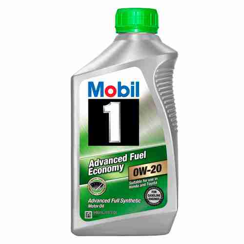 Mobil 1 96995 0W 20 Synthetic Motor Oil