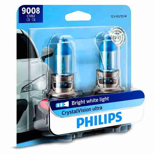 Philips 9008 H13 CrystalVision Ultra