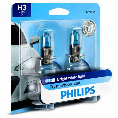 Philips H3 CrystalVision Ultra