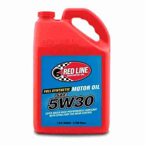 Red Line 5W30 Motor Oil