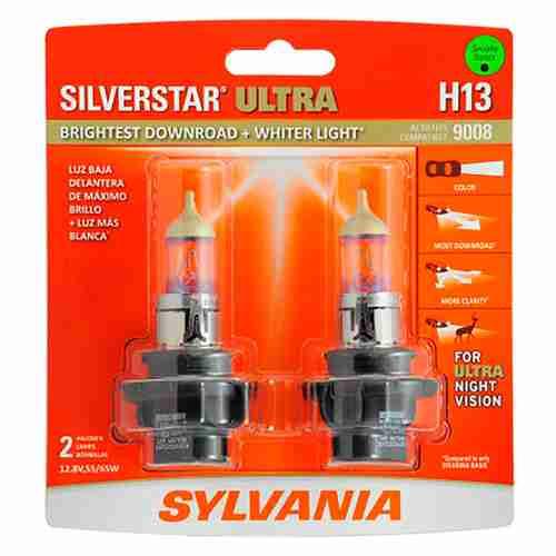 SYLVANIA H13 SilverStar Ultra