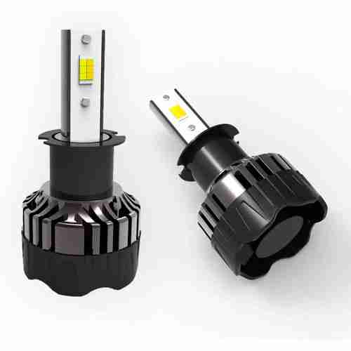 T BULL LED H3 Headlight Bulbs