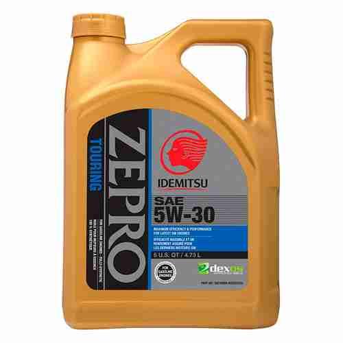 ZEPRO Touring 5W 30 Engine Oil
