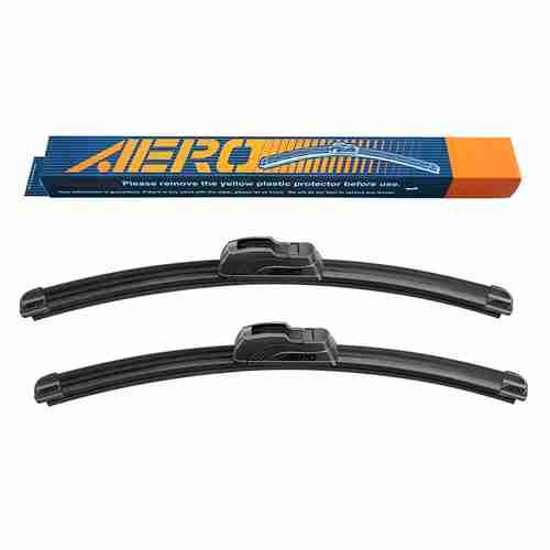AERO Premium All Season Windshield Wiper Blades 24 18