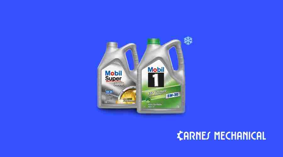 Best motor oil for cold weather