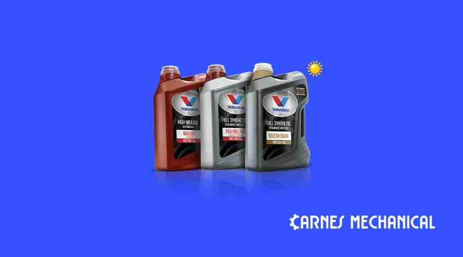Best motor oil for hot weather