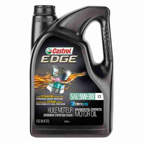 Castrol EDGE C3 Advanced Full Synthetic Motor Oil 5W 30