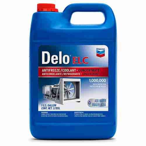 Delo Extended Life Antifreeze Coolant