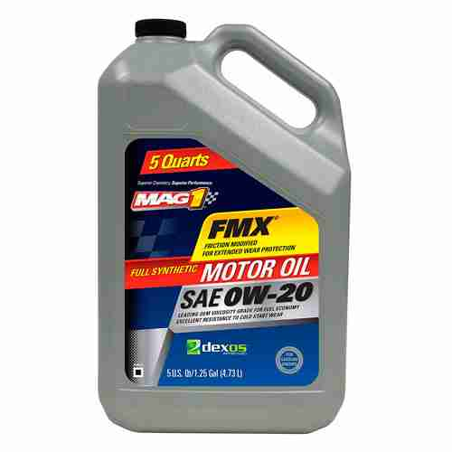 Mag 1 0W 20 Full Synthetic Motor Oil