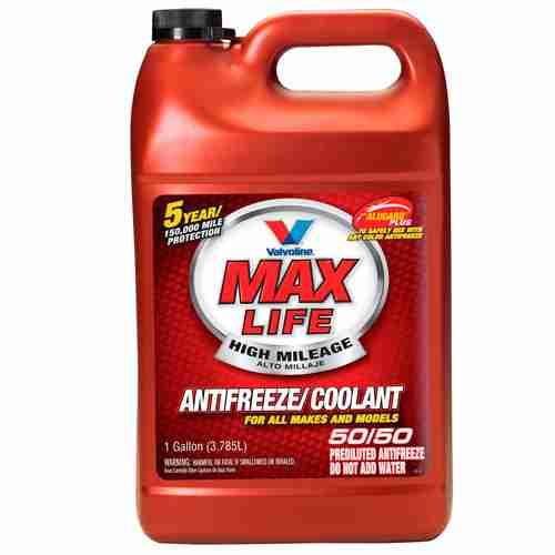 MaxLife Valvoline Universal Antifreeze Coolant