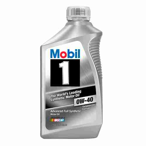 Mobil 1 0W 40 Synthetic Motor Oil