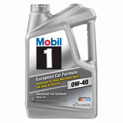 Mobil 1 Synthetic Motor Oil 0W 40 1