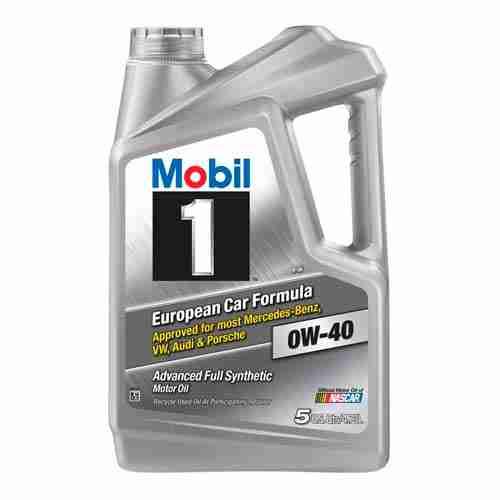 Mobil 1 Synthetic Motor Oil 0W 40