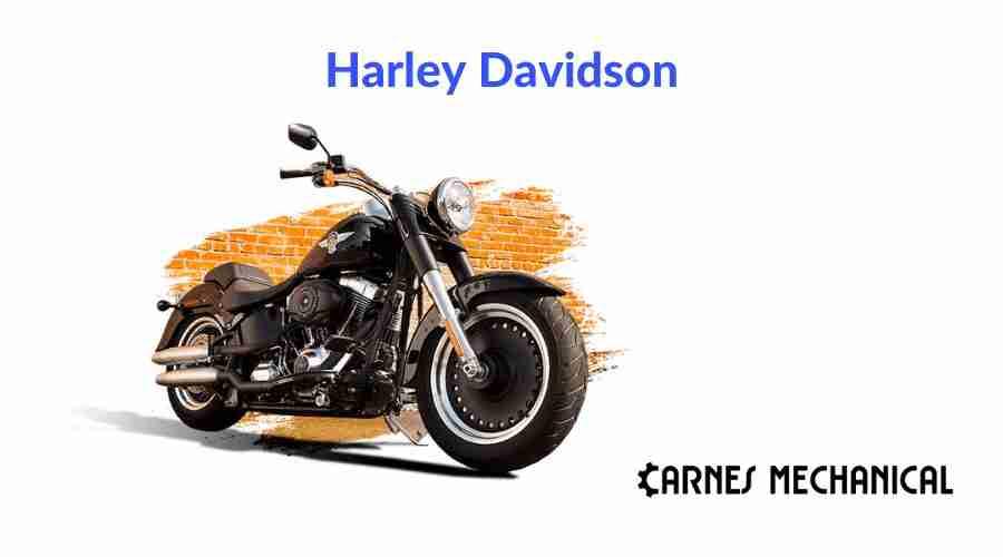Motor oil for Harley Davidson