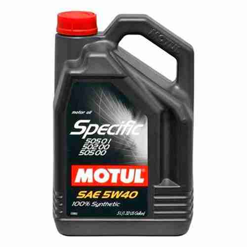 Motul Specific SAE 5W40
