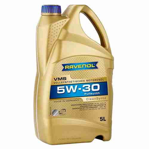 Ravenol VMS 5W 30 Fully Synthetic Motor Oil