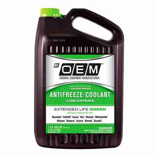 Recochem OEM Green Premium Antifreeze Concentrate Extended Life