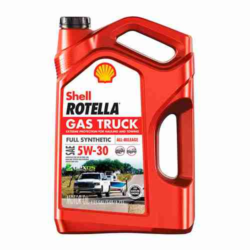 Shell Rotella Gas Truck Full Synthetic 5W 30