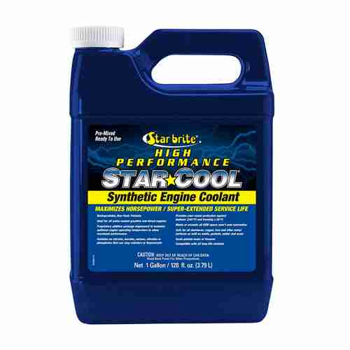 Star Brite Star Cool Premium Synthetic PG Engine Coolant
