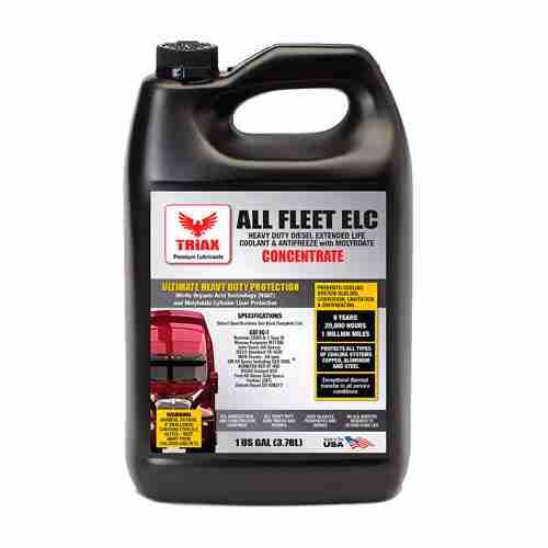 TRIAX All FLEE HD ELC COOLANT Antifreeze