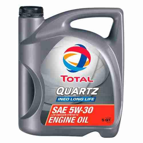 Total Quartz INEO Long Life ACEA API 5W 30 Engine Oil