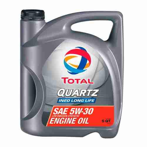 Total Quartz INEO Long Life ACEA API Engine Oil 5W 30