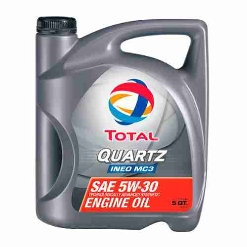 Total Quartz INEO MC3 ACEA API 5W 30 Engine Oil
