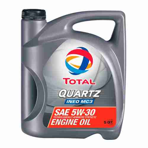 Total Quartz INEO MC3 ACEA API Engine Oil 5W 30