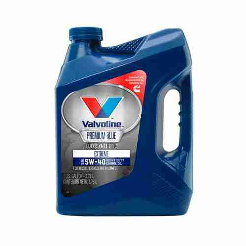 Valvoline Premium Blue Extreme SAE 5W 40 Synthetic Engine Oil
