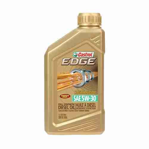 castrol full synthetic diesel oil sae 5w30