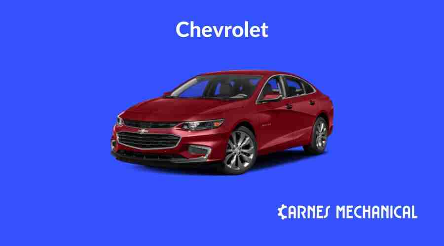 Best Engine Oil For Chevrolet Chevy