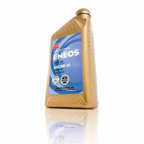 Eneos Certified Fully Synthetic Motor Oil 5W20