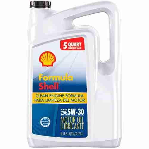 Formula Shell Motor Oil 5W 30