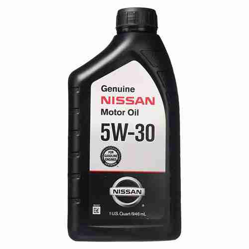 Genuine Nissan Conventional Motor Oil 5W 30