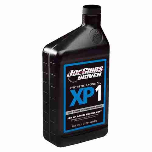 Joe Gibbs Driven XP1 Synthetic Racing Motor Oil 5W 20